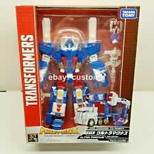 Takara Transformers Legends LG14 Leader Class Ultra Magnus w/ Alpha Trion *B1