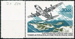 FRANCE T.A.A.F    1993   PA n° 128 neuf ★★ luxe / MNH