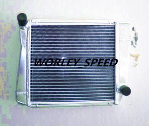 Aluminum Radiator For Austin Rover MINI 1275 GT 1992-1997 92-97 MT 3 Cores