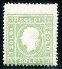 ÖSTERREICH L+V 1858 8II * TAUFRISCHE MARKE 400€(Z3008