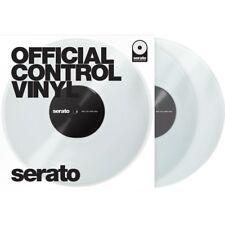 Serato Performance 7 Zoll Control Vinyl Clear   Neu