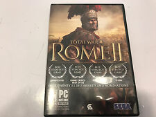 Total War Rome II - PC - Sega Teen rating