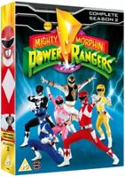 Nuovo Mighty Morphin Power Rangers Stagione 2 DVD