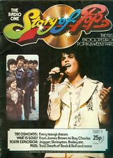 Donny Osmond Brothers cov The Story Of Pop magazine issue #9 U.K.1973 Radio One