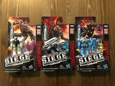 Transformers GUERRA D/'ASSEDIO per Cybertron BATTLE MASTERS lionizer