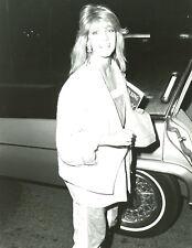 Heather Locklear ORIGINAL 7x9 press photo #U5984