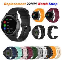 Uhrenarmband Trageschlaufe Schnellverschluss Armband Gurt für Garmin Vivoactive4