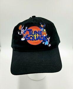 Space Jam Baseball Cap Movie Hat Lebron James Tune Squad 2021