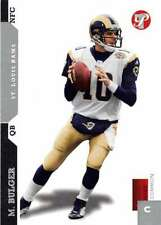 2005 Topps Pristine NFL Football Trading Cards Pick From List