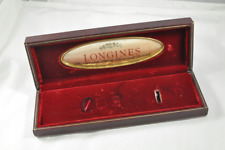 Longines watch box case used conditions