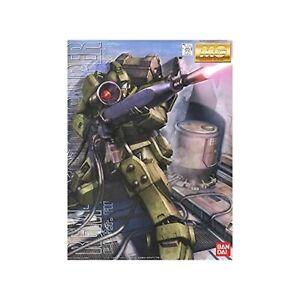 Mobile Suit Gundam The 08th Ms Team MG RGM-79 G GM-Sniper Model Kit Bandai