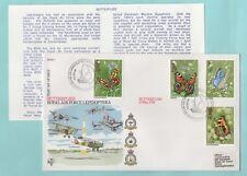 RFDC  Cover Series No 03 - Butterflies 1981