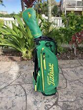 Titleist Player 4 Stand Bag Limited Edition Austrailia