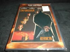 Unforgiven (1992 Film) *Brand New/Free Shipping!* (Clint Eastwood/Dvd/2007)