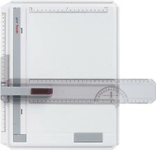 Rotring Profil A4 Professional Drawing Board with Magnetic Clips & Compass Scale