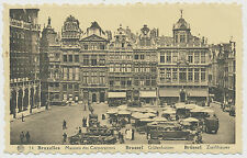 AK Bruxelles Maisons des Corporations / Brüssel- Zunfthäuser (V933)