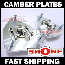 MK1 Pillow Ball Camber Kit Plates For Coilover Kits Strut Mounts Scion TC