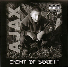 AJAX - Enemy of Society (CD 2002) Money Green