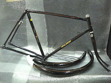 "Vintage Bicycle RALEIGH DL1 FRAME set 22"" for 28"" wheel Roadster NOS 1970s"
