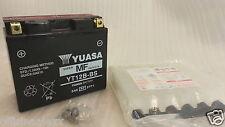 Yt12b-bs bateria moto original Yuasa con acido Yamaha 600 FZ 6n 2004-2007