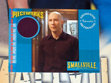 SMALLVILLE S.3 ULTRA RARE COSTUME CARD LEX LUTHOR PW7
