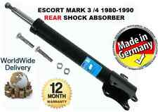 pour Ford Escort MK3 MK4 1980-1990 AMORTISSEUR ARRIÈRE Shocker ORIGINAL
