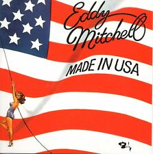 ★☆★ CD Eddy MITCHELL Made in Usa - Mini LP - CARD SLEEVE 12-track   ★☆★