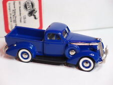 U.S MODEL MINT 1937 STUDEBAKER COUPE  1/43