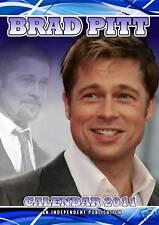 Brad Pitt Calendar 2011 New & Original Package