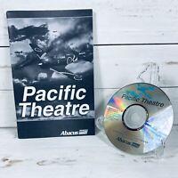 Pacific Theatre For Microsoft Combat Flight Simulator PC CD-ROM Video Game