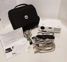 NEC Projector Model NP61 DLP w/ Replacement Bulb #NP09LP w/ Case, Cable, Manuals