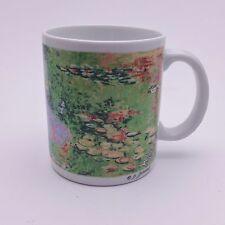 Chaleur Monet Water Lillies Master Impressionist D. Burrows Coffee Mug