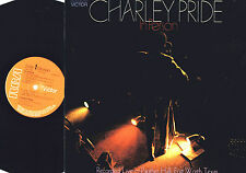 CHARLEY PRIDE In Person LIVE LP Panther Hall Ft Worth RCA Victor UK 1972 LSA3100