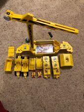 1996 Hot Wheels Mega-Rig Construction Site 15112  Mattel  Wrecking Ball