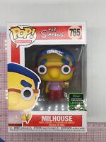 Funko Pop! The Simpsons #765 - Milhouse - 2020 Spring Exc NOT MINT J01