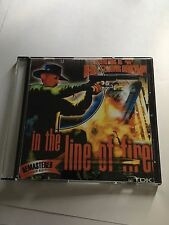 DJ Dirty Harry In the Line of Fire Mixtape CD Remastered Blends 90s Hip Hop Mix