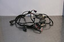 2009 SEAT LEON MK2 O/S/F DRIVER SIDE FRONT DOOR WIRING LOOM 1P2971120D (DAMAGE)