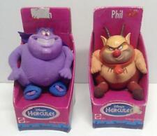 Mattel Disney's Hercules Pain & Phil Mini Plush Toys