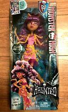 Monster High Haunted Clawdeen Wolf Doll MATTEL CDC25 ~ Brand NEW~