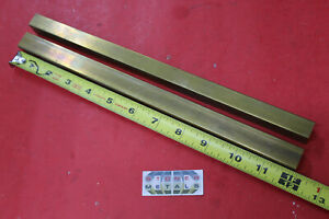 4 Pieces 1//4 x 3//4 C360 Brass Flat BAR 14 Long Solid .25x .75 Mill Stock H02