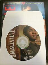 Smallville – Season 1, Disc 5 REPLACEMENT DISC (not full season)