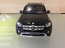 Mercedes-Benz X-Klasse Pickup in Kabaraschwarz 1:18 - Samlermodell
