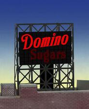 Domino Sugars Animated Billboard #33-9020 Z or N Scale Miller Engineering