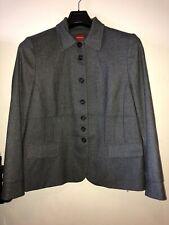 Ladies Olsen Jacket Blazer Size 20 Grey