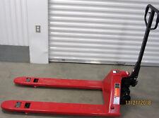 Dayton 2ZE57 Hand Hydraulic Pallet Truck Mover 5500 lbs Grainger