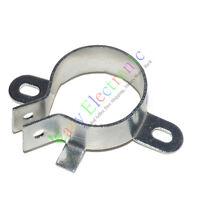"""10pcs 25mm 1"""" Film Electrolytic Can Capacitor metal Clamp Tube audio Amp DIY"""
