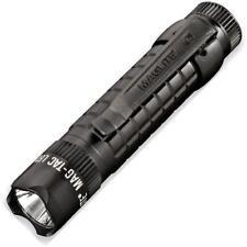 Mag-Lite LED Ultra Bright Light Mag-Tac Black Aluminum Body Flashlight 67043