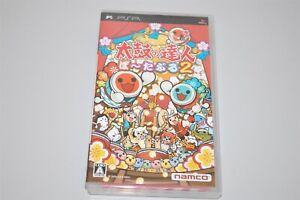 Taiko no Tatsujin Portable 2 Japan Sony PSP game