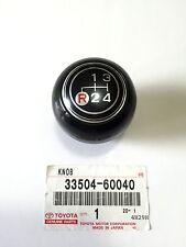 Genuine OEM Toyota Land Cruiser 4 speed Manual Shift Knob 81-87 FJ60 BJ60
