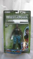 WWF WrestleMania 2000 Rulers Of The Ring D-Von Tron Ready Action Figure NEW t614